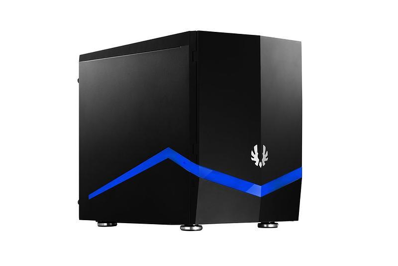 BitFenix Colossus Mini-ITX (Nero/Blu/Verde/Rosso)