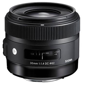 Sigma 30/1,4 DC HSM Art for Sony A