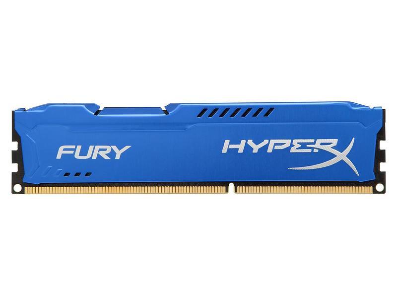 Kingston HyperX Fury Blue DDR3 1866MHz 4GB (HX318C10F/4)
