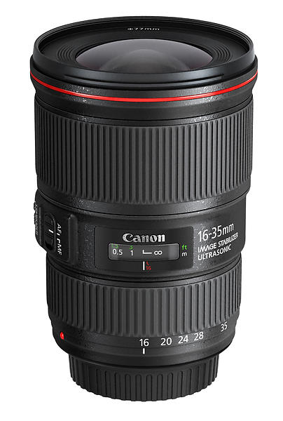 Canon EF 16-35/4,0 L IS USM