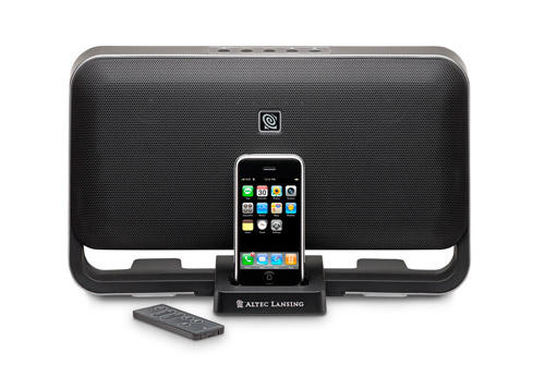 Altec Lansing inMotion T612