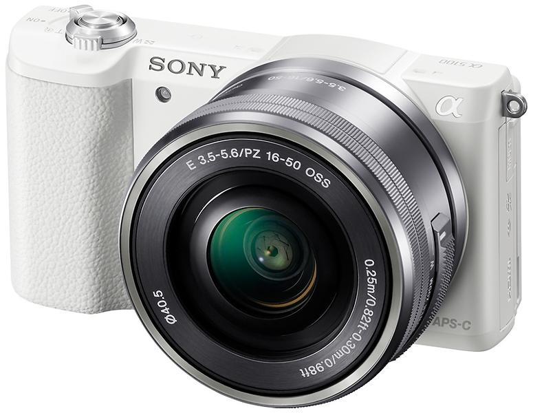 Sony Alpha A5100 + 16-50/3,5-5,6 OSS