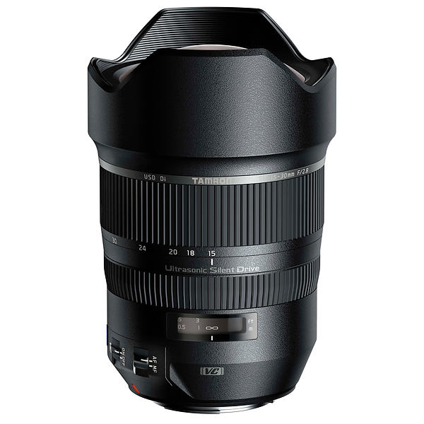 Tamron AF SP 15-30/2,8 Di VC USD for Canon