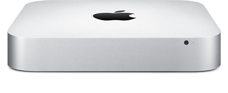 Apple Mac Mini - 1,4GHz DC 4GB 500GB