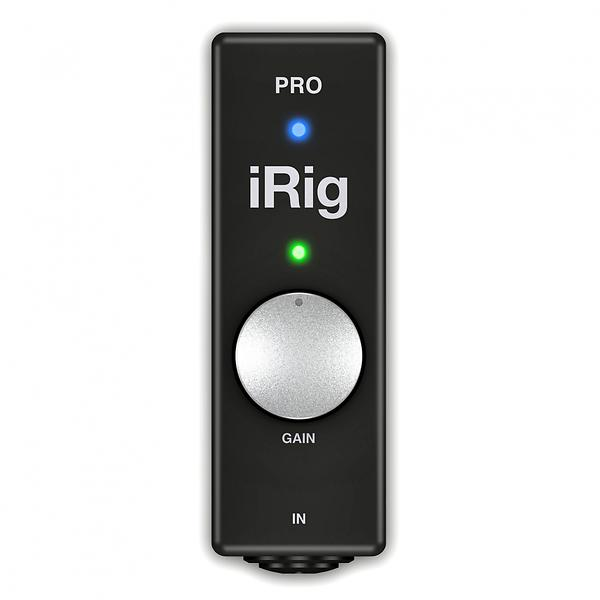 IK Multimedia iRig Pro