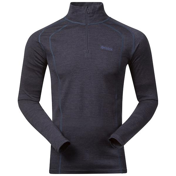 Bergans Fjellrapp LS Shirt Half Zip (Uomo)