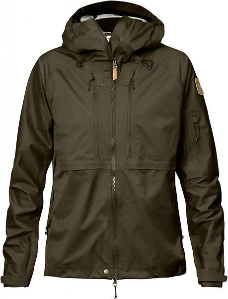 Fjällräven Keb Eco-Shell Jacket (Donna)