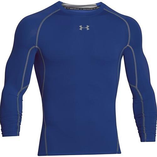 Under Armour HeatGear LS Compression Shirt (Uomo)