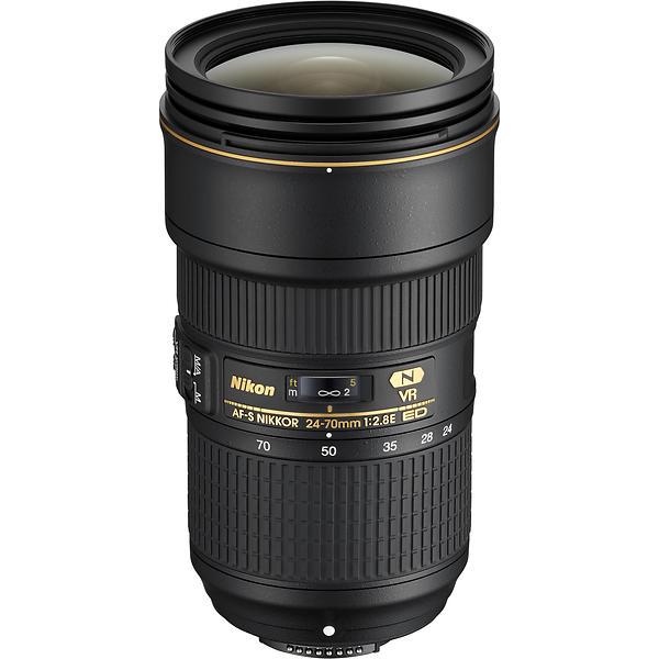 Nikon Nikkor AF-S 24-70/2,8 E ED VR