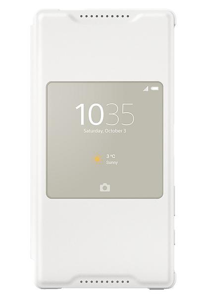 Sony Style Cover Window SCR42 for Sony Xperia Z5