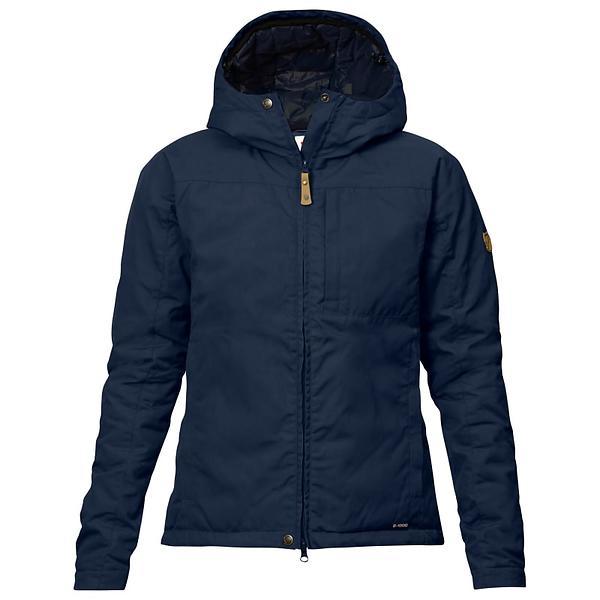 Fjällräven Kiruna Padded Jacket (Donna)