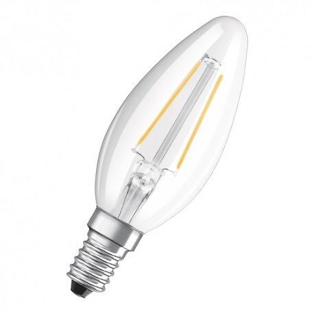 Osram LED Retrofit Classic B 230lm 2700K E14 2W