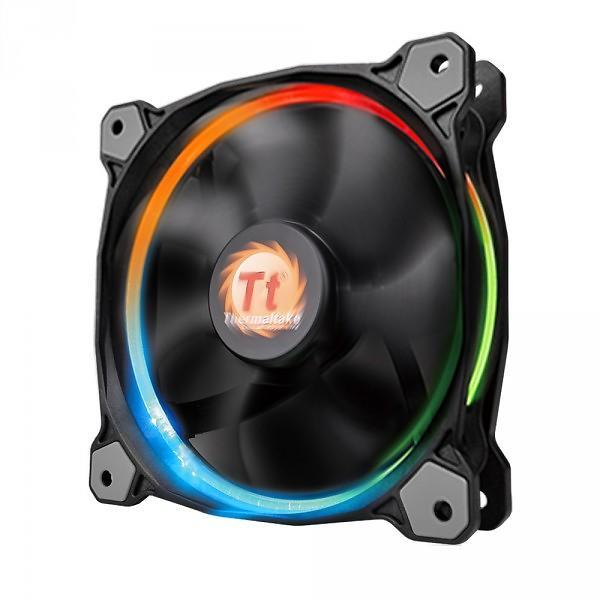 Thermaltake Riing 12 RGB PWM 120mm LED 3-pack