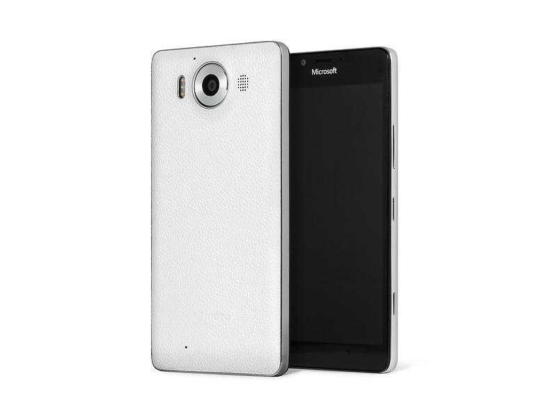 Mozo Accessories Back Cover for Microsoft Lumia 950