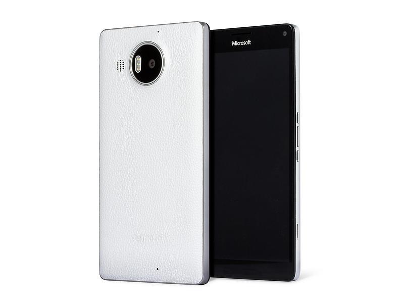 Mozo Accessories Back Cover for Microsoft Lumia 950 XL