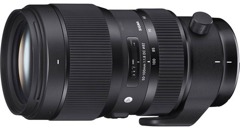 Sigma 50-100/1,8 DC HSM Art for Canon