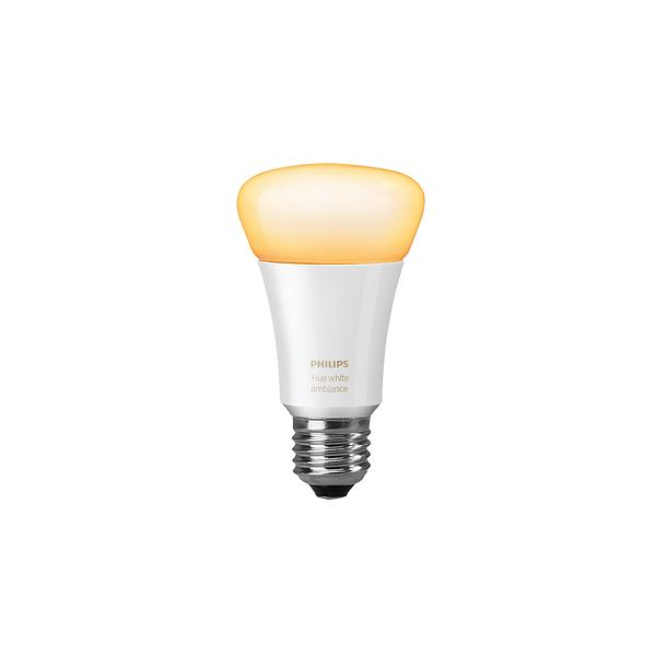 Philips Hue White Ambiance Bulb 806lm 6500K E27 9,5W (Dimmerabile)