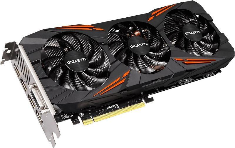 Gigabyte GeForce GTX 1070 G1 Gaming HDMI 3xDP 8GB