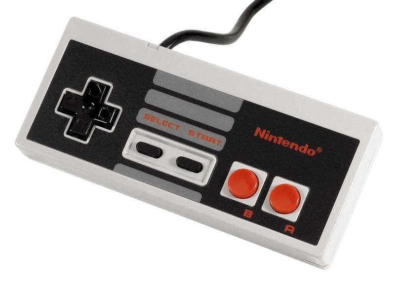 Nintendo Classic Mini NES Controller (Mini NES) (Original)