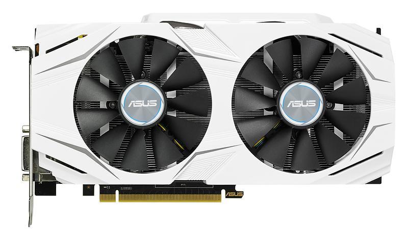 Asus GeForce GTX 1070 Dual 2xHDMI 2xDP 8GB