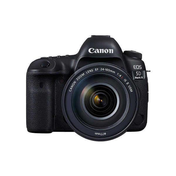 Canon EOS 5D Mark IV + 24-105/4,0L IS II USM