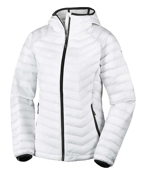 Columbia Powder Lite Hooded Jacket (Donna)