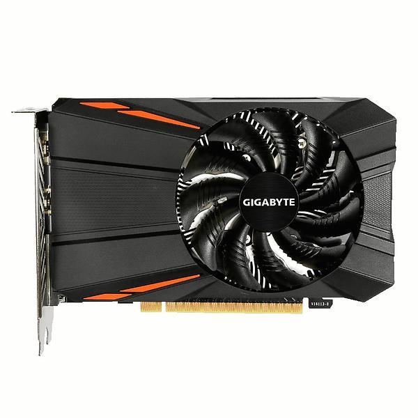 Gigabyte GeForce GTX 1050 Ti D5 HDMI DP 4GB