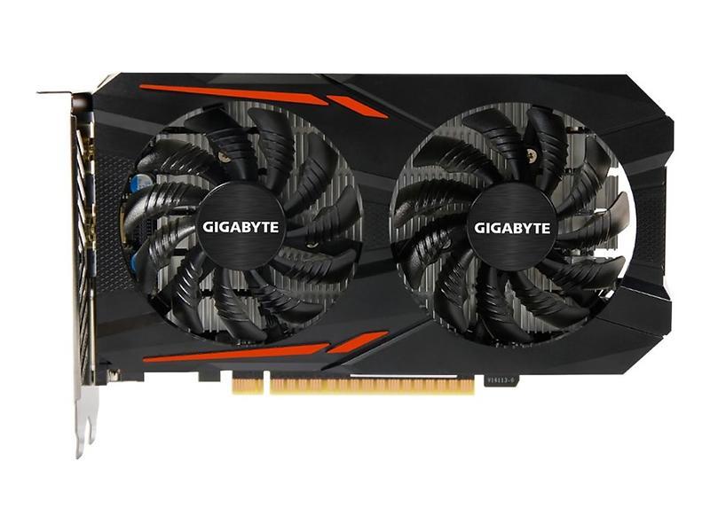 Gigabyte GeForce GTX 1050 OC HDMI DP 2GB