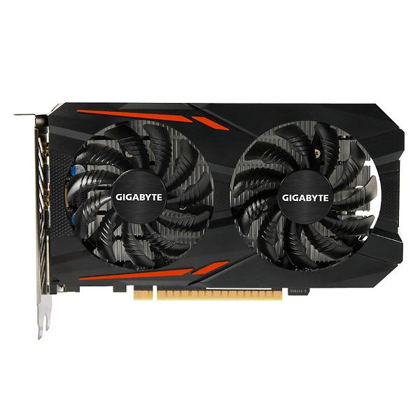 Gigabyte GeForce GTX 1050 Ti OC HDMI DP 4GB