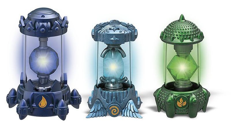 Skylanders Imaginators - Water/Life/Air Crystal - 3 Pack