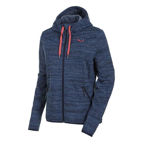 Salewa Fanes PL Full Zip Hoody Jacket (Donna)