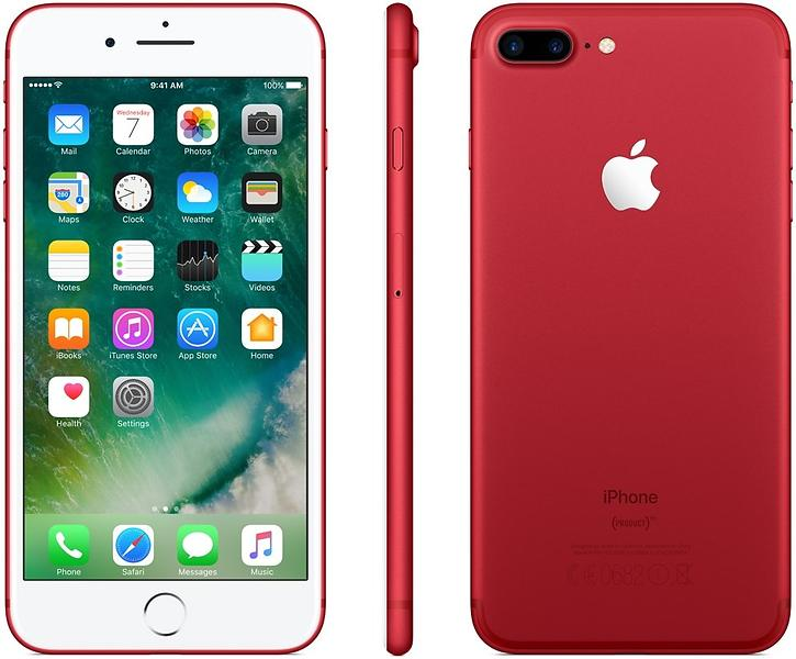 Apple iPhone 7 Plus (Product)Red Special Edition 128GB