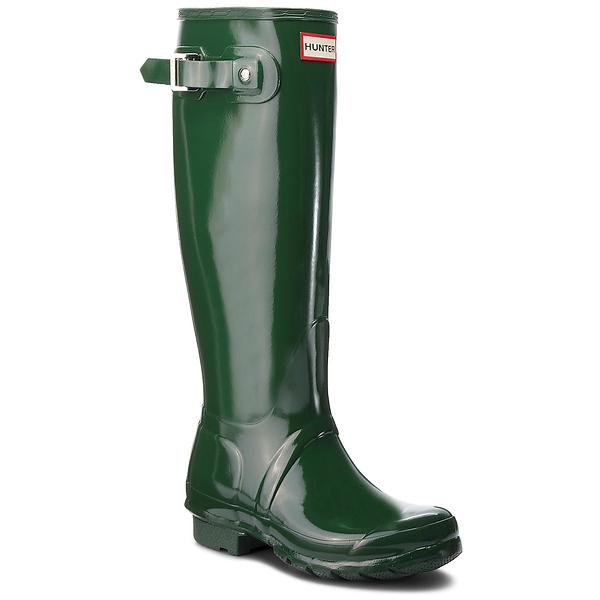 9e1687889 Hunter Boots Original Tall Gloss (Dame)