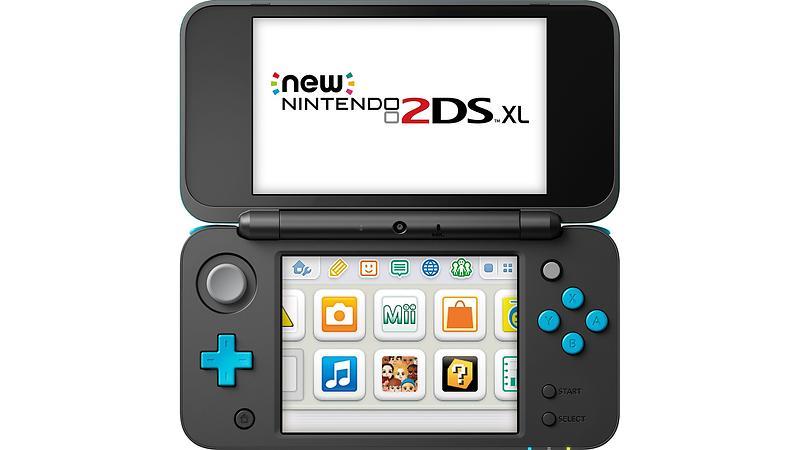 Nintendo New 2DS XL