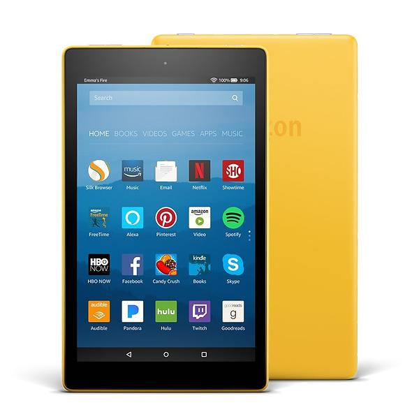 Amazon Fire HD 8 16GB (7th Generation)