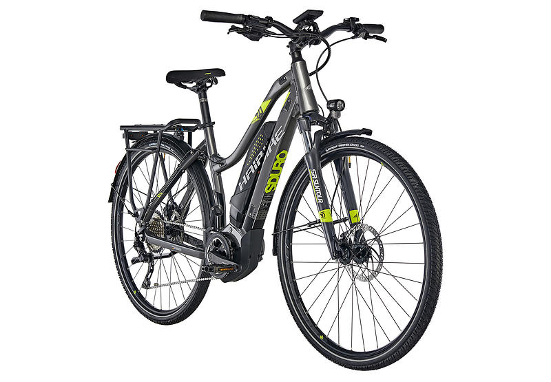 Haibike SDURO Trekking 4.0 Low-Step 2018 (E-bike)