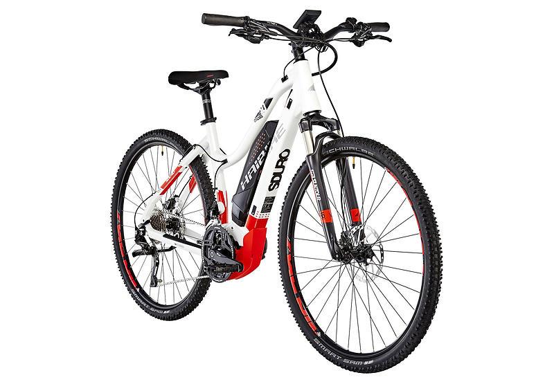 Haibike SDURO Cross 6.0 Low-Step 2018 (E-bike)
