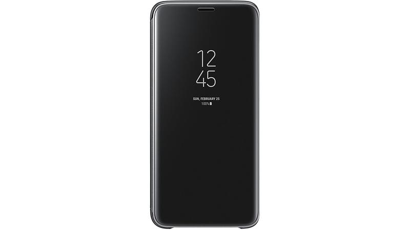 Samsung Clear View Standing Cover for Samsung Galaxy S9