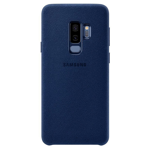 Samsung Alcantara Cover for Samsung Galaxy S9 Plus