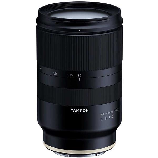 Tamron 28-75/2,8 Di III RXD for Sony E