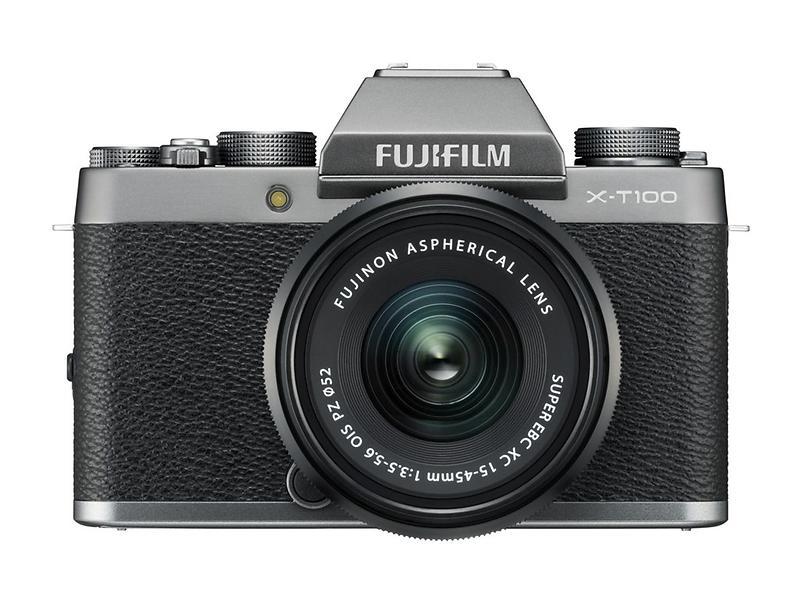 Fujifilm X-T100 + 15-45/3,5-5,6 OIS