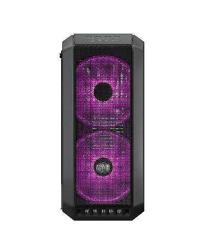 Cooler Master MasterCase H500 (Grigio/Trasparente)