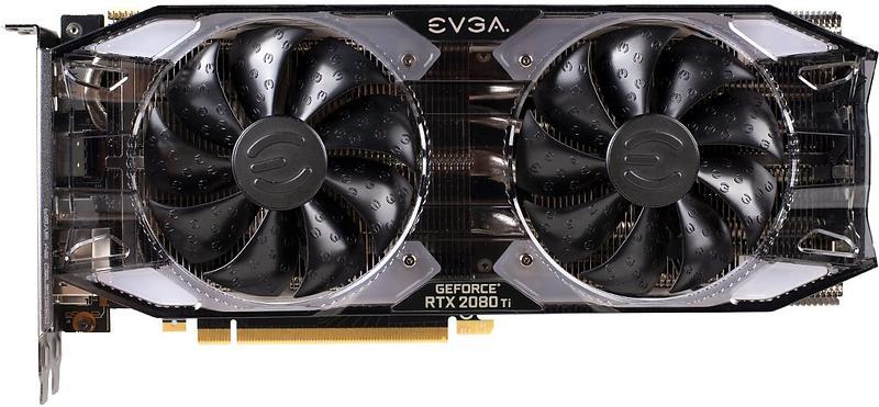 EVGA GeForce RTX 2080 Ti XC HDMI 3xDP 11GB