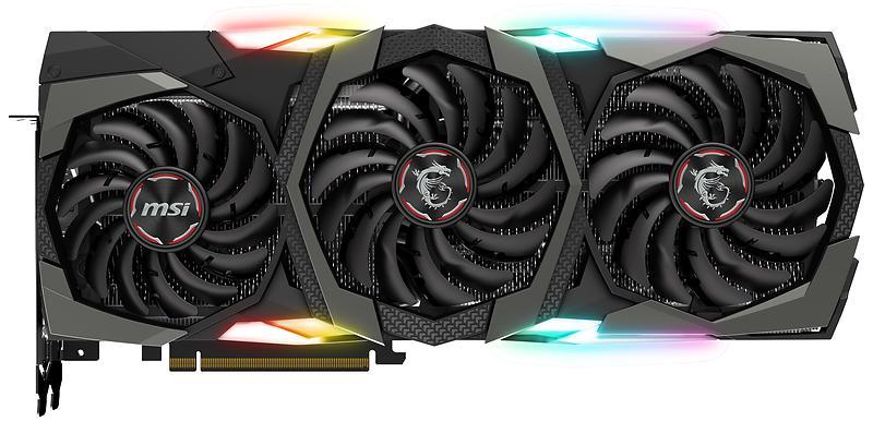 MSI GeForce RTX 2080 Gaming X Trio HDMI 3xDP 8GB