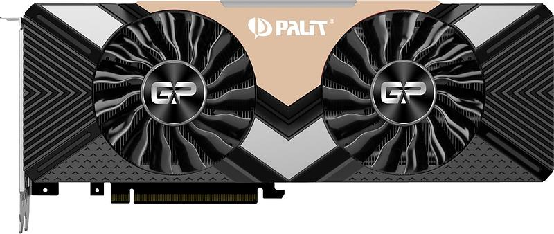 Palit GeForce RTX 2080 Ti GamingPro OC HDMI 3xDP 11GB