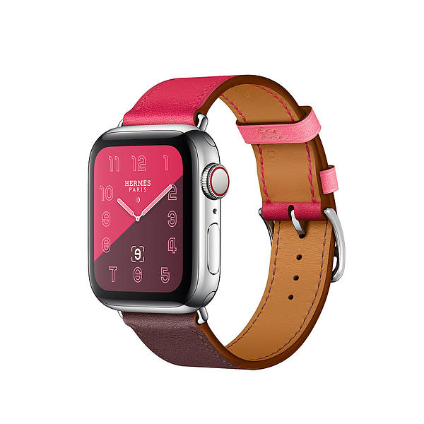 Apple Watch Series 4 4G Hermès 40mm Stainless Steel with Single Tour
