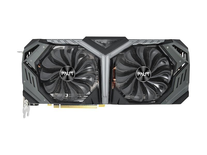 Palit GeForce RTX 2080 GameRock Premium HDMI 3xDP 8GB