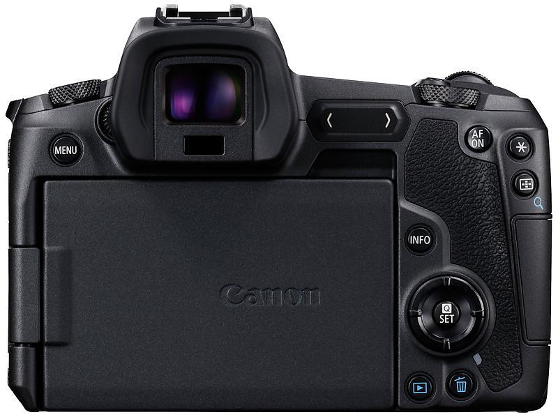 Canon EOS R + EF-EOS R Adapter