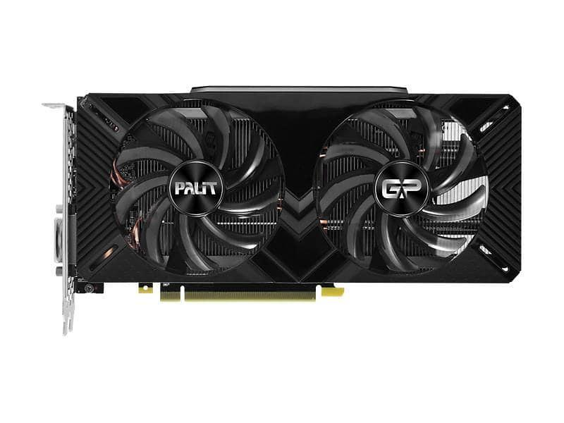 Palit GeForce RTX 2060 GamingPro OC HDMI DP 6GB
