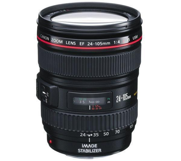 Canon EF 24-105/4,0 L IS USM